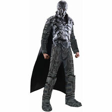 Man of Steel Superman General Zod Deluxe Adult Muscle Costume Rubies Cosplay