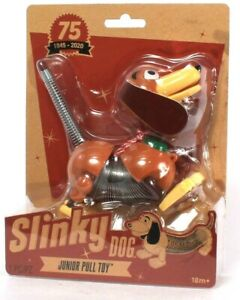 1 Count Alex Brands Slinky Dog Junior Pull Toy 75 Years 1945 To 2020