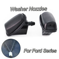 Kit For Ford Focus MK3 C-Max Mondeo MK4 Windscreen Washer Nozzle Jet Set