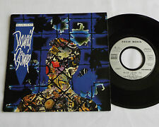 "David BOWIE Blue Jean FRENCH 7"" 45 w/PS EMI America 2003227 (1984) EX+/NMINT"