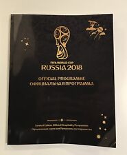 Official VIP Hospitality Programm Programme FIFA World Cup 2018 Russia Russland