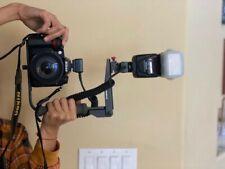 Nikon D7000 SLR Camera, SB-700 Flash, bracket, case, extra battery, & memory