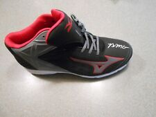 BRIAN McCANN SIGNED ATLANTA BRAVES GAME ISSUED CLEAT/MLB