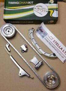 BG Timing Chain Kit WITH GEARS TOYOTA AURIS VERSO YARIS  1.33 ASTON MARTIN CYGNE