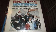 BIG TIME SOUNDTRACK MOTOWN LP SMOKEY ROBINSON SOUL SEALED