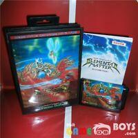 Elemental Master Game Cartridge for SEGA Mega Drive Japan Japanese Boxed NTSC-J