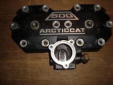 Arctic Cat ZR ZL 500 Carb Cylinder Head 1998 1999 2000