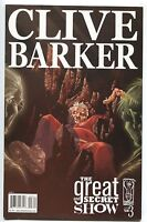 Clive Barker The Great and Secret Show 3 A IDW 2006 FN