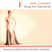 JULIE LONDON SINGS THE STANDARDS CD 22 tracks