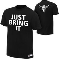 WWE THE ROCK BRAHMA BULL OFFICIAL T-SHIRT ALL SIZES NEW