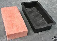 2 Gießformen - Schalungsformen für Ziegelsteine Verblender Nr.265 - sehr stabill