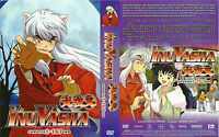 Inuyasha (VOL.1 - 167End + Final Act + 4 Movie) ~ All Region ~ English Version