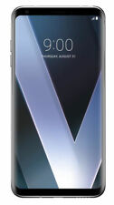 LG V30 Plus - 128GB - Cloud Silver (Unlocked) Smartphone