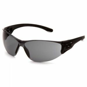 Pyramex Trulock Grey Lens Anti Fog Lightweight Safety Glasses Spectacles Specs