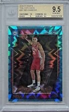 2016 - 2017 HOOPS TEAL EXPLOSION BEN SIMMONS RC BGS 9.5 GEM MINT