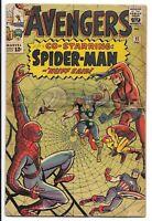Avengers #11  (December 1964, Marvel Comics)