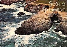 BT10145 Belle ile en mer la bien nommee la grotte de l apothicair         France