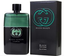 Gucci Guilty Black 90ml EDT Spray Perfume for Men COD PayPal Ivanandsophia