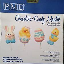 PME Huevo de Pascua Bunny & Chick Candy pop Chocolate Molde Envío rápido
