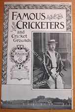 RARE Original Famous Cricketers, Sir T.C. O'Brien, Middlesex, Hampshire Grd 1895
