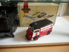 Matchbox Collectibles 1947 Citroen H Van in Red/White in Box