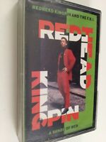 Redhead Kingpin & FBI : A Shade Of Red : Vintage Tape Cassette Album From 1989