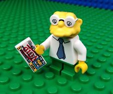 Lego 71009 The Simpsons Series 2 HANS MOLEMAN MDV License Minifig Minifigure