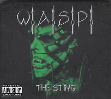 W.A.S.P. - the sting CD