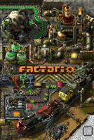Factorio GLOBAL Worldwide Steam Directly Activation PC