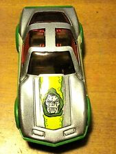 Doctor Doom Buddy L Race Car,1980, Fantastic Four GUC