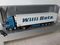 Actros  5992  Willi Betz 7520  Kühlkoffer  Exclusiv Serie