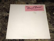 "Duran Duran Rare Promo Double 12"" Vinyl EP Record Set White Lines 8 Track 1995"