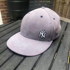New Era 59fifty plain tri ton violet blanc violet Ajusté 5950 hat cap
