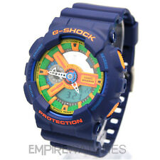 **NEW** CASIO G-SHOCK MENS HYPER COMPLEX SPORTS WATCH - GA-110FC-2A - RRP £135