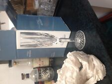 4 WATERFORD MARQUIS CHAMPAGNE FLUTES, EXCELLENT CONDITION
