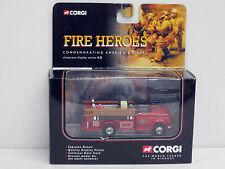 """GMC 1966 Fire Pumper Feuerwehr """"Chicago"""", Corgi, OVP"""