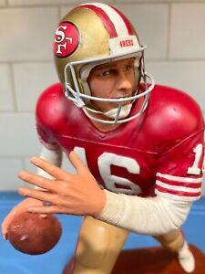 Danbury Mint  -  San Francisco 49ers Joe Montana