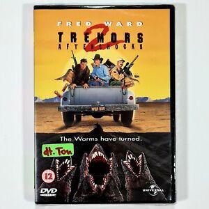 DVD Monster/Horror TREMORS 2 AFTERSHOCKS Rückkehr der Raketenwürmer NEU!