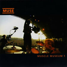 Muse - Muscle Museum 2000 single release CD 1. Free postage.