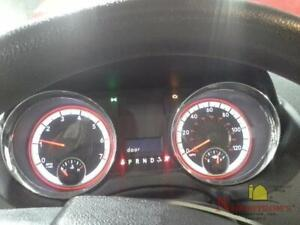2012 Dodge Caravan SPEEDOMETER INSTRUMENT CLUSTER GAUGES