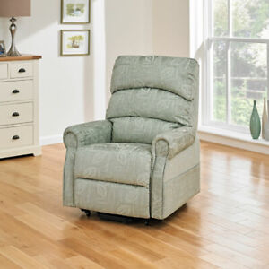 CareCo Augusta Dual Motor Electric Riser Recliner Chair