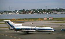 Eastern Airlines Boeing 727-25 N8172G at LGA in September 1977 8x12 Color Print