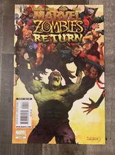 Marvel Zombies Return 4 (Marvel Comics) See Pics