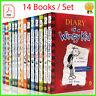 Jeff Kinney - Diary Of A Wimpy Kid All Books All Serie [ P D F / E P U B ]