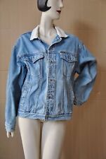 ARIZONA Jeansjacke unisex Jacke 90er TRUE VINTAGE 90s jeans jacket kariert