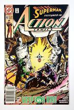 SUPERMAN Action Comics  (1985-2020) DC (Sold separ.)