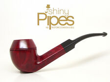 JAMES UPSHALL FH ( Pre 1996 ) Tilshead England Bent Rhodesian Estate Pipe - a55