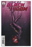 Web of Black Widow #3 2019 Unread Jung-Geun Yoon Main Cover Marvel Comics Houser
