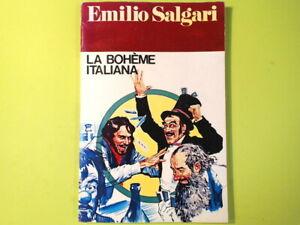 LA BOHEME ITALIANA EMILIO SALGARI EDIZIONI PAOLINE 1974