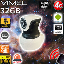 Alarm Security System 4G Vimel 32G Country Holiday Camera 3G GSM House Motion